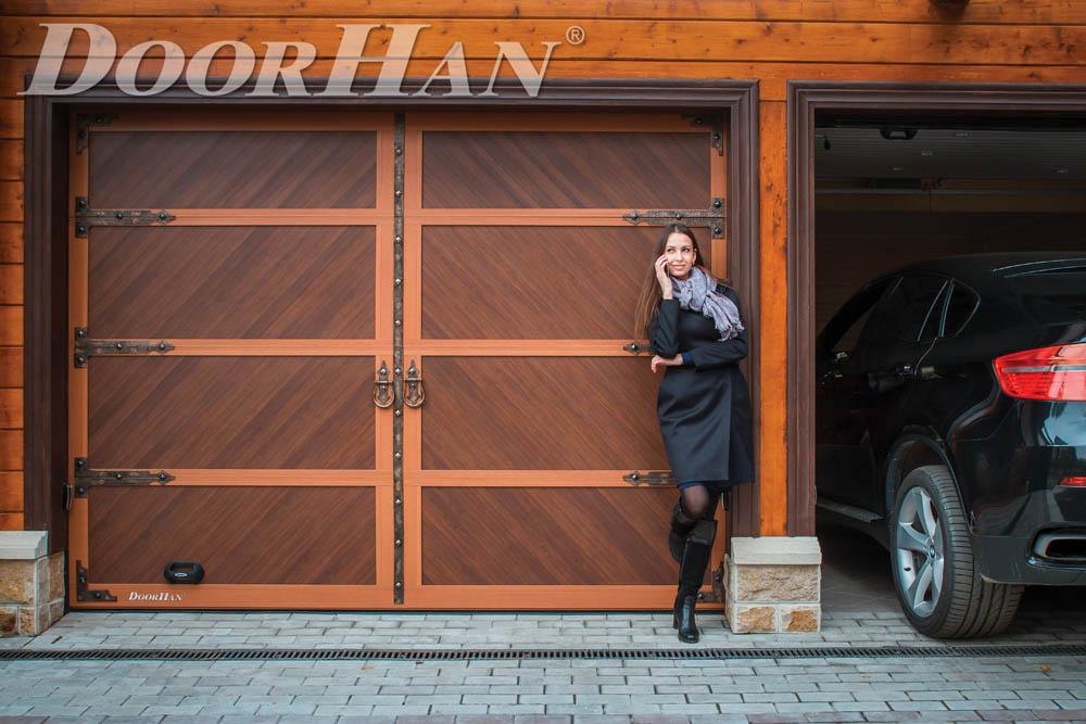 гаражные ворота иркутск байкал ками